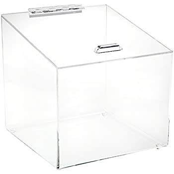Amazon Com Plymor Brand Acrylic Display Box Case With