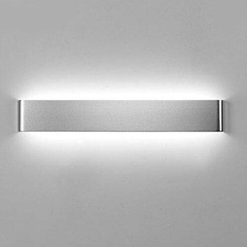 Ehime Lampada da parete a letto soggiorno moderno camera da letto minimalista LED off road lungo le luci a parete hotel lampada da parete 30cm