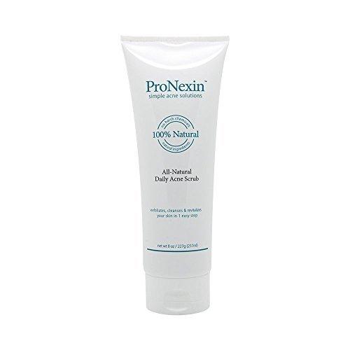 Pronexin Acne Face Wash Gentle All Natural Daily Scrub