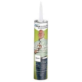 Amazon Com Dicor 551lsw1 White Non Sag Roof Lap Sealant