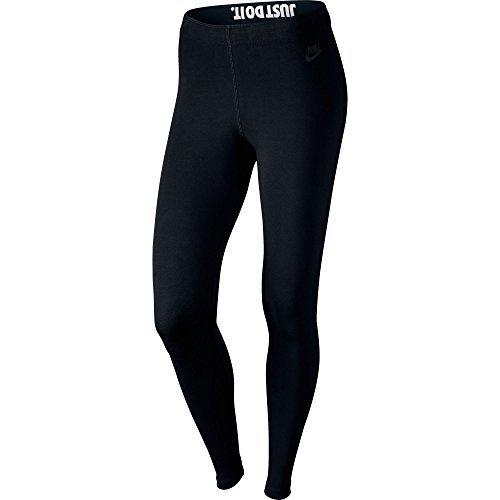 Nike Womens Leg-A-See JDI Leggings Black/Black 726085-011 Size X-Small - Nike Running Leggings