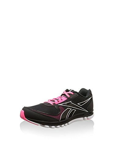 Rush Chaussures Reebok Noir Sublite Adulte rose Duo Mixte EB8wqawnUA