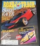 Road & Track Magazine, April 1996: Daytona, GT, BMW 750 iL, etc