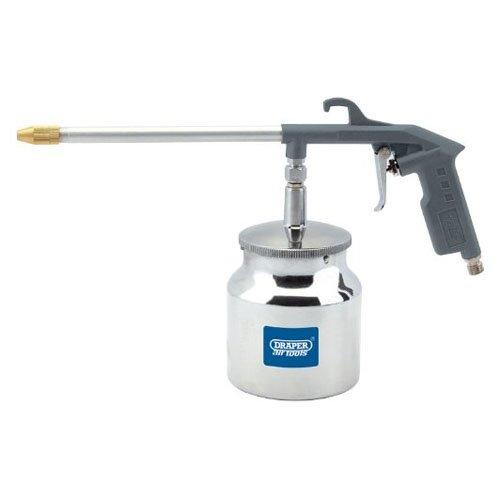 Draper 43135 Air Paraffin/Washing Gun, Blue, 750 ml