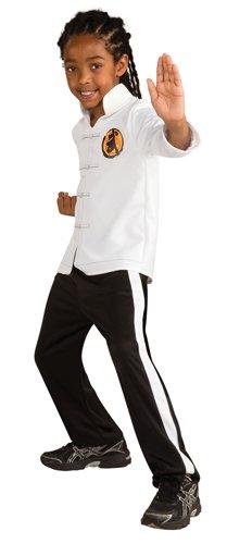 Karate Kid Movie Martial Arts Halloween Costumes Small 4-6 -