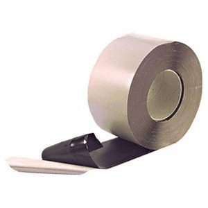 6'' x 50' Roll Black EPDM Single Stick Flashing Tape by Anjon Manufacturing
