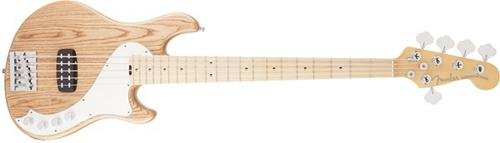 Fender American Deluxe Dimension Bass V -  Maple Neck - (American Deluxe 5 String)