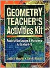 Geometry Teacher's Activities Kit (text only) by J. A. Muschla,G. R. -