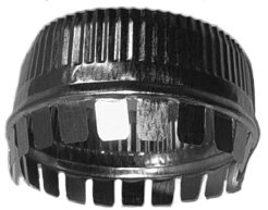 Midwest Ducts Crimped Collar - 7 Inches