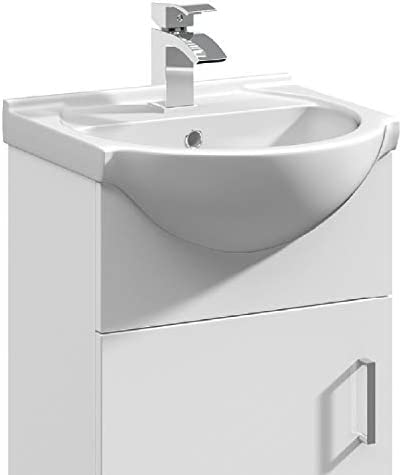 Mayford Floor Standing 450mm Cabinet & Basin 1