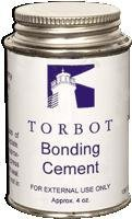 Bonding Cement Liquid - Liquid Bonding Cement Qty 12 by Torbot