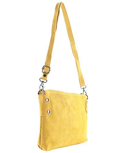 histoireDaccessoires Galia Yellow SA009621I histoireDaccessoires OE Women's Women's Shoulder Bag Leather f8v47q5w