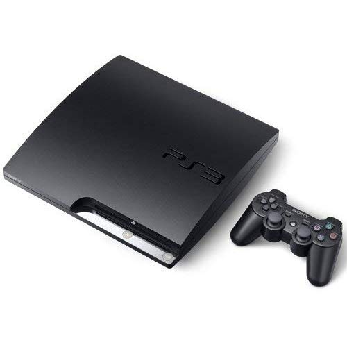 PlayStation 3 Slim 120GB (Old Mo...