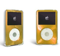 Gold Apple iPod Classic Hard Case with Aluminum Plating 8...