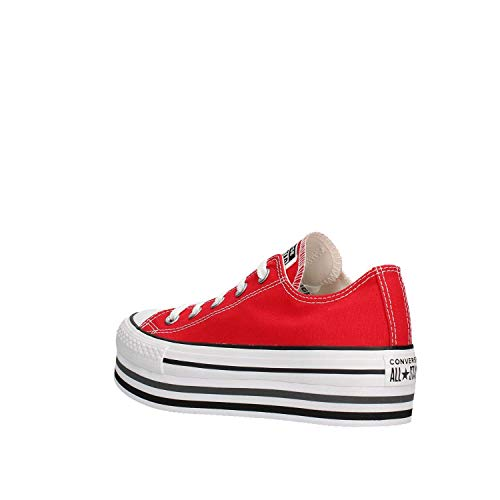 Platform Ctas Layer Rosso Converse 563972c Para Mujer Zapatos w1qWff6C5a