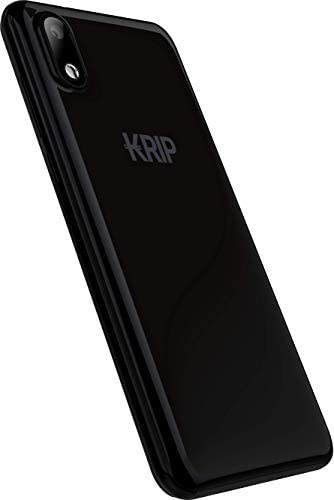 """Unlocked Smartphone Android Oreo 8.1 (Go Edition)- Mobile KRIP K7- Phone Screen 5.5""""- Memory (16GB +1GB) Cell Phone Camera (13MP +5MP) GSM- Dual Sim + Case Included. Black WeeklyReviewer"""