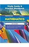 Prentice Hall Mathematics Course 1 : Study Guide and Practice Workbook, PRENTICE HALL, 0131254553