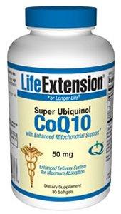Ubiquinol Enhanced Mitochondrial Support Softgels product image