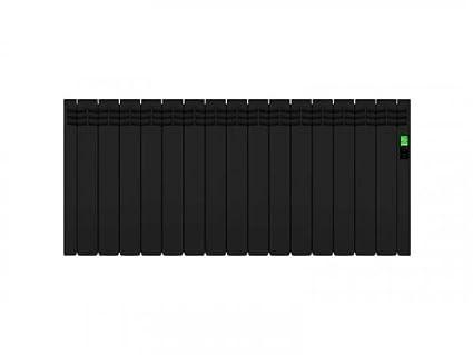 Rointe delta ultimate - Radiador electrico/a digital 15 elemento negro