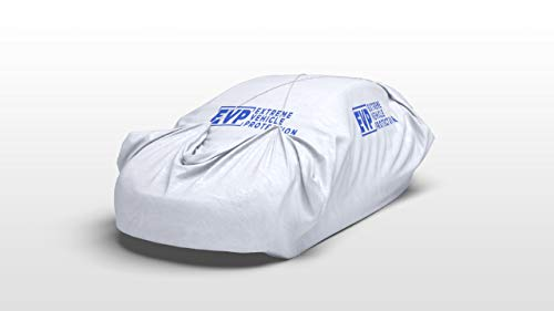 (Adam's Extreme Vehicle Protection Car, Boat, Furniture Storage Bag 144 x 288 inches - Airtight, Waterproof, Dust-Proof Storage Fits Full-Size Sedans, Hatchbacks, or Sports Cars (Medium))