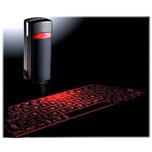 Wireless Virtual Laser Keyboard