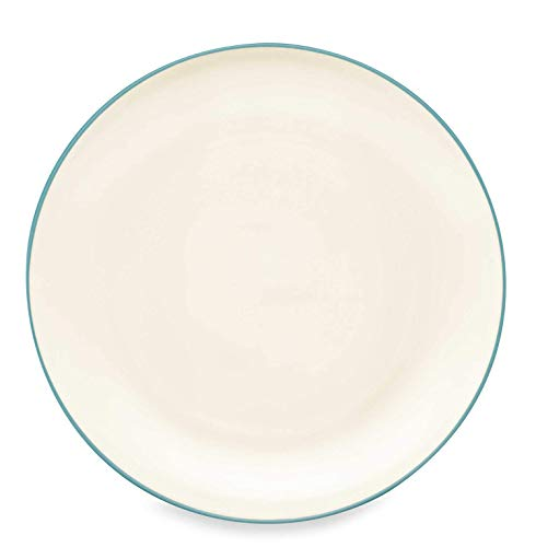 Noritake Colorwave Coupe Dinner Plate, Turquoise ()