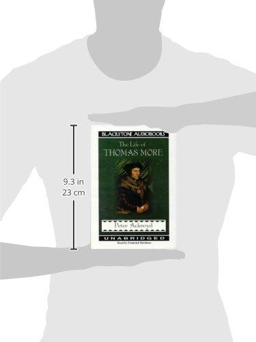 The Life of Thomas More by Blackstone Audio Inc