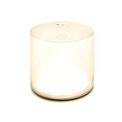 MPOWERD Luci Lux - Inflatable Solar Light, Matte Finish]()