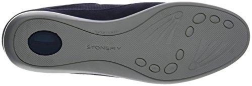 Dark Vel Venus Blu Stonefly 79 Donna 101 bis Sneaker II Denim 4n88pIF