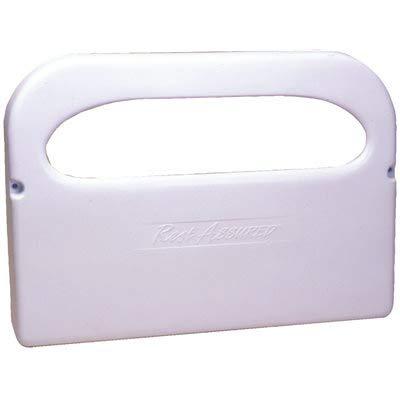 (Rochester Midland (5-Pack) White Plastic Half Fold Seat Cover Dispenser)
