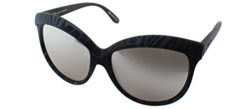 (Italia Independent 0092 ZEF 071 I-PlastiK Peach Effect Cat Eye Sunglasses)