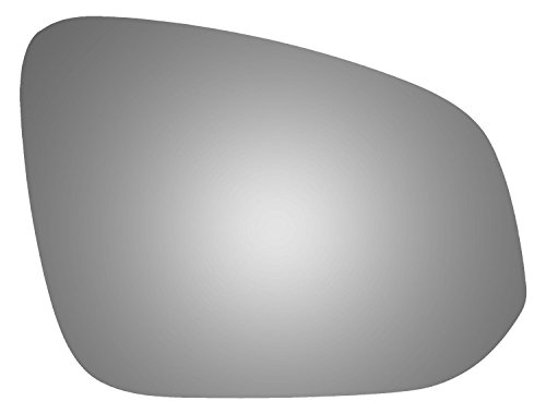 Mirror View 4runner Side (TOYOTA 4RUNNER (2013 2014 2015 2016) TOYOTA RAV4 (2013 2014 2015) TACOMA (2016 2017 2018) Convex Passenger Side Replacement Mirror Glass)
