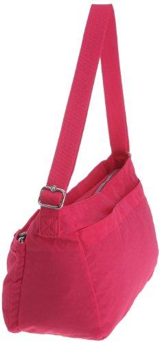 Kipling K15153 K15153 - Cartera de mano para mujer Rojo (Peony 183)