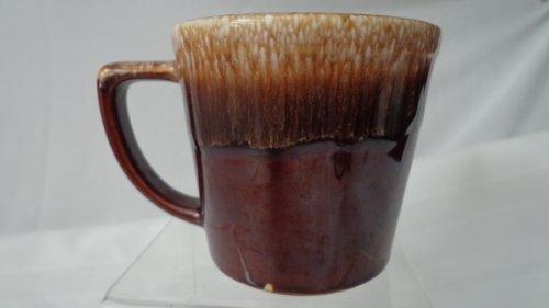 - McCoy 1412 Brown Drip Mug