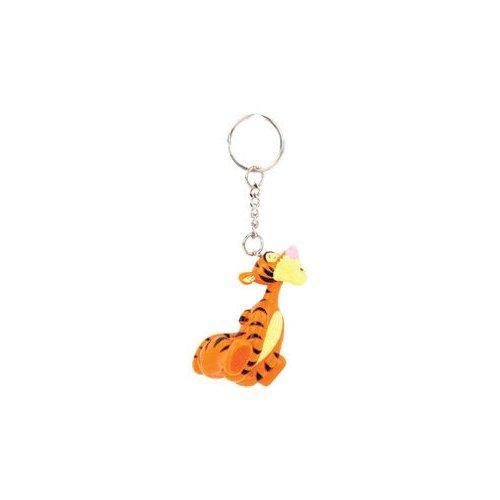 (Tigger Winnie the Pooh Figural Key Chain)