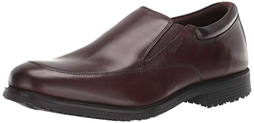Rockport Men's Lead The Pack Slip On Loafer, Cocoa Brown, 10.5 M ()