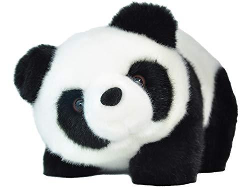 PANDALA Cute Panda Bear Stuffed Animal Plush  Oreo Mom 10''