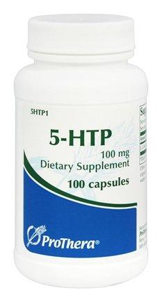 Prothera 5 HTP 100 Mg Capsules