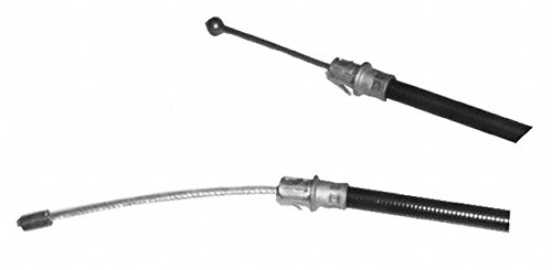 ACDelco 18P553 Professional Rear Passenger Side Parking Brake Cable Assembly