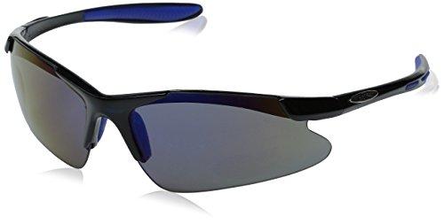 X-loop Blue sports sunglasses