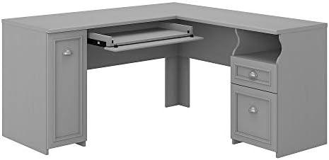 Bush Furniture Fairview L Shaped Desk Review