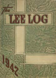 (Custom Reprint) Yearbook: 1942 Robert E Lee High School - Lee Traveler Yearbook (Baytown, TX) (Robert E Lee High School Baytown Tx)