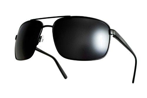 Dillon Optics George Sunglasses Black - Sunglasses Dillon