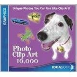Ideasoft Photo Clip Art 10,000 (Dog Clipart Images)