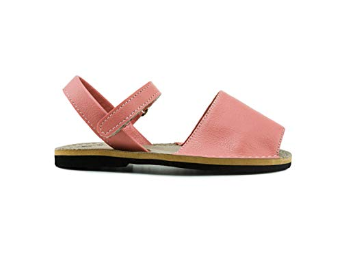 Picture of Subibaja Martina - Classic Menorquina/Avarca Sandals for Baby Girls | Toddlers SP7T