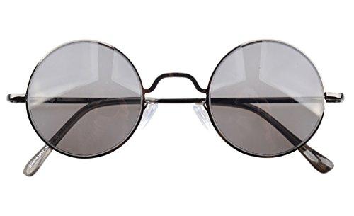 gafas de Bisagras Mix Ronda lentes primavera las de Pack 6 Eyekepper pwxCzz