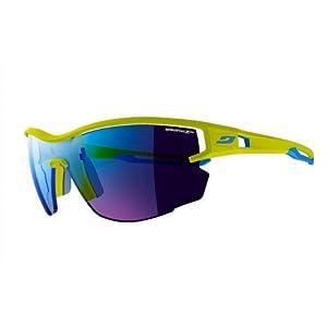 Julbo Aero Sunglasses, Green/Blue, Medium