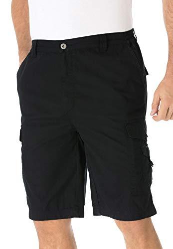 "KingSize Men's Big & Tall 10"" Canyon Cargo Shorts"