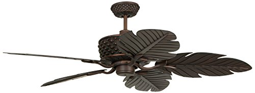 Litex PAP52ABZ5RCDI Pineapple Ceiling Fan (Light Pineapple Fan Ceiling)