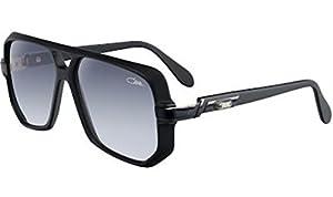 Cazal 627/301 011 Matte Black Sunglasses 59 mm